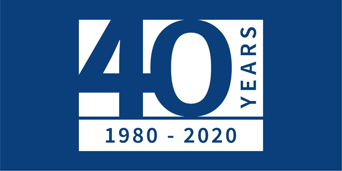 40 years of engineering innovation