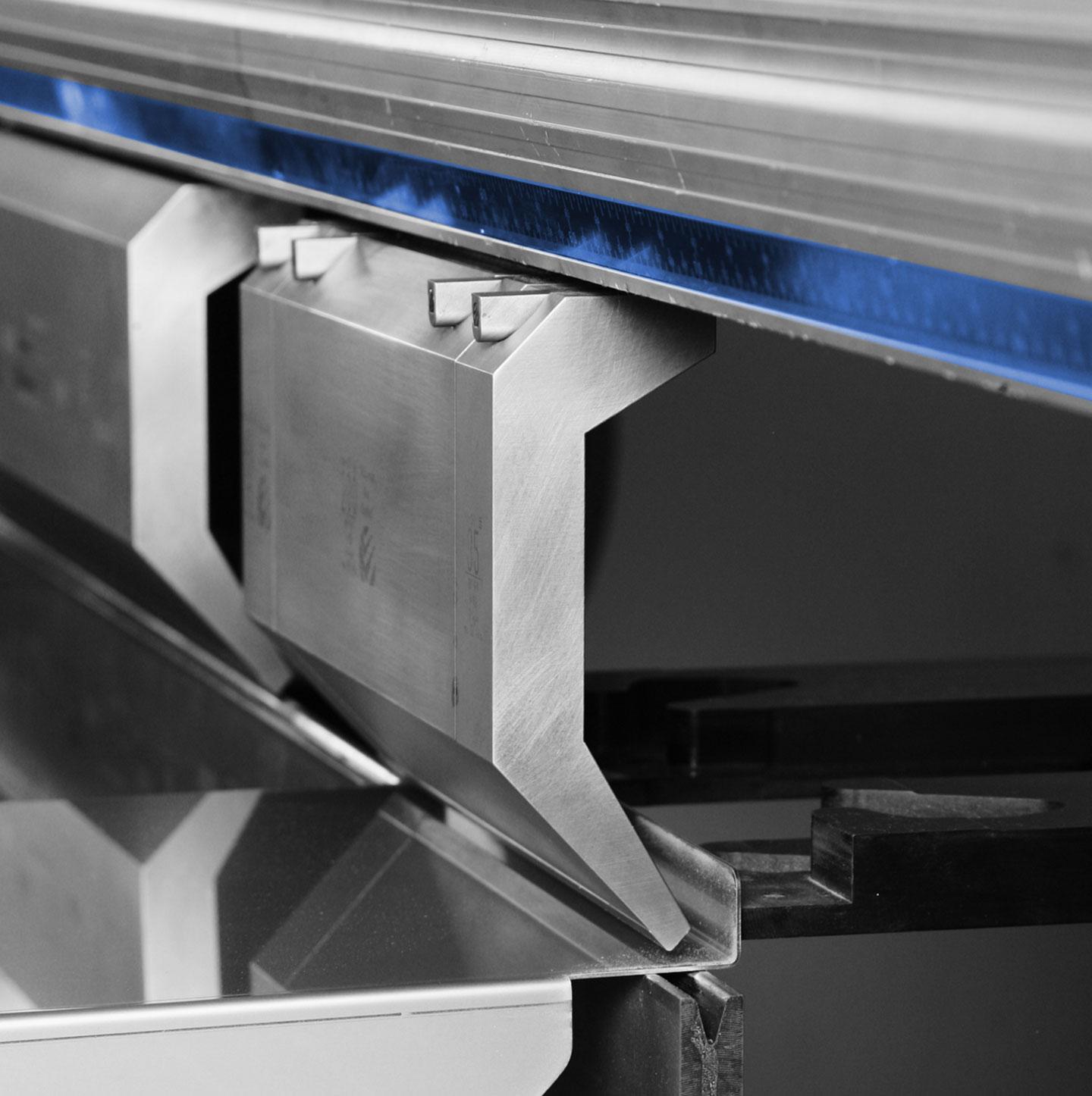 CNC Metal Pressing and Folding